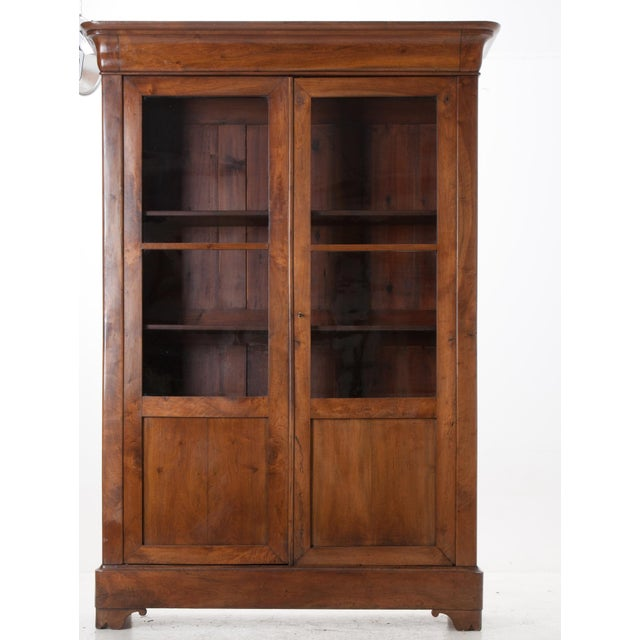 Pair of French 19th Century Louis Philippe Bibliotheques - Image 3 of 10