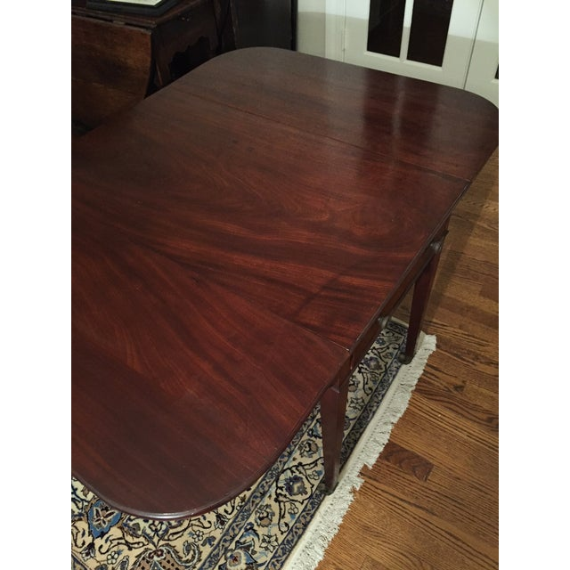 Early 19th Century Mahogany Pembroke Table For Sale In Washington DC - Image 6 of 13