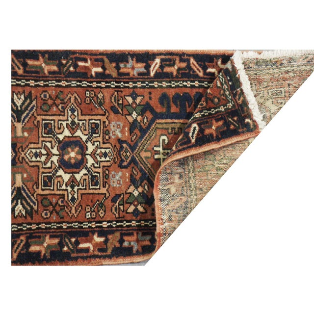 Vintage Persian Karaje Runner - 2.1 x 12.7 For Sale - Image 4 of 5