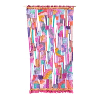 Valley Woven Wall Hanging
