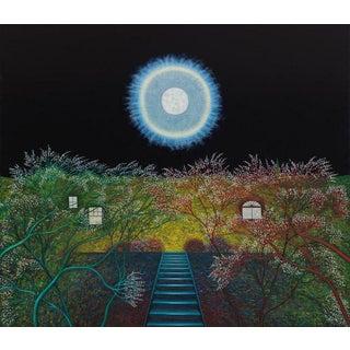 Spring Moon, Grant Street, Limited Edition Pigment Print, Scott Kahn For Sale