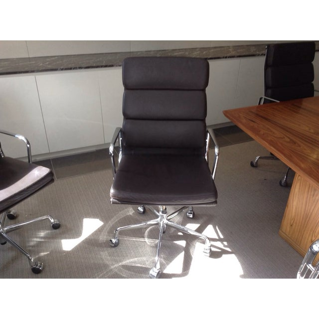 Eames Inspired Soft Pad High Back Chair - Image 2 of 6