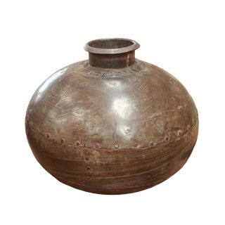 Iron Rivet Pot For Sale