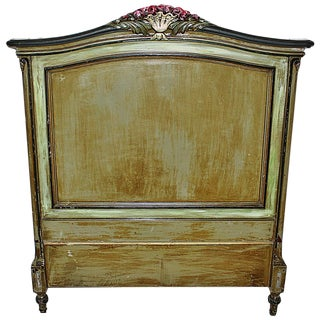 Louis XVI-Style Headboard