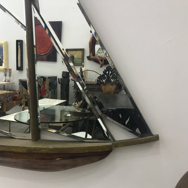 this is a nice Art deco mirror in good vintage condition with some imperfections on the wood as you can see in the pictures.