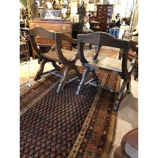 Late 19th Century Vintage Swedish Chairs- a Pair Preview
