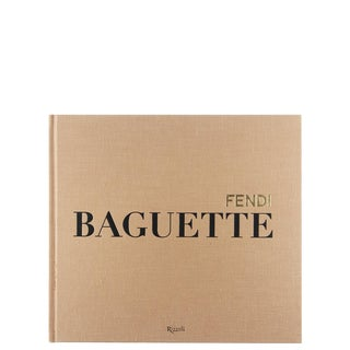Fendi Baguette Book For Sale