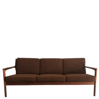 20th Century Three-Seat Sofa by Folke Ohlsson for DUX For Sale