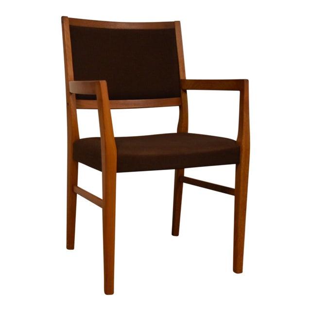 Svegards Markaryd Teak Arm Chair - Image 1 of 9