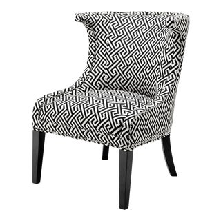 Black & White Dining Chair | Eichholtz Elson For Sale