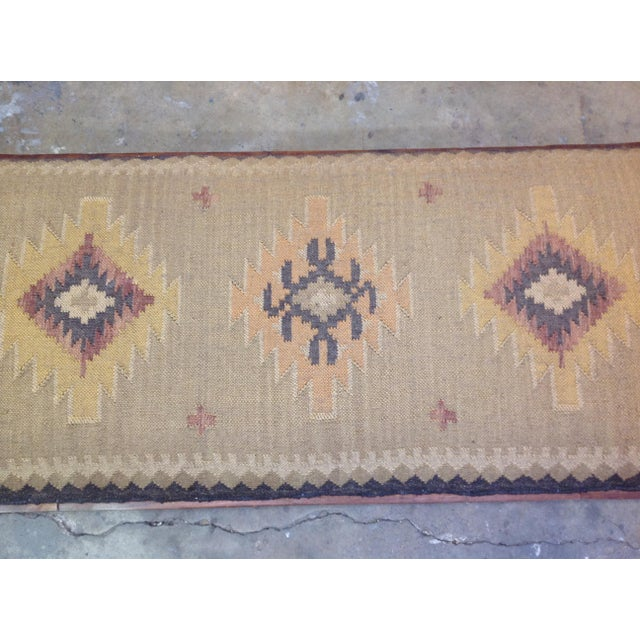 Antique Kilim Daybed - Image 4 of 6