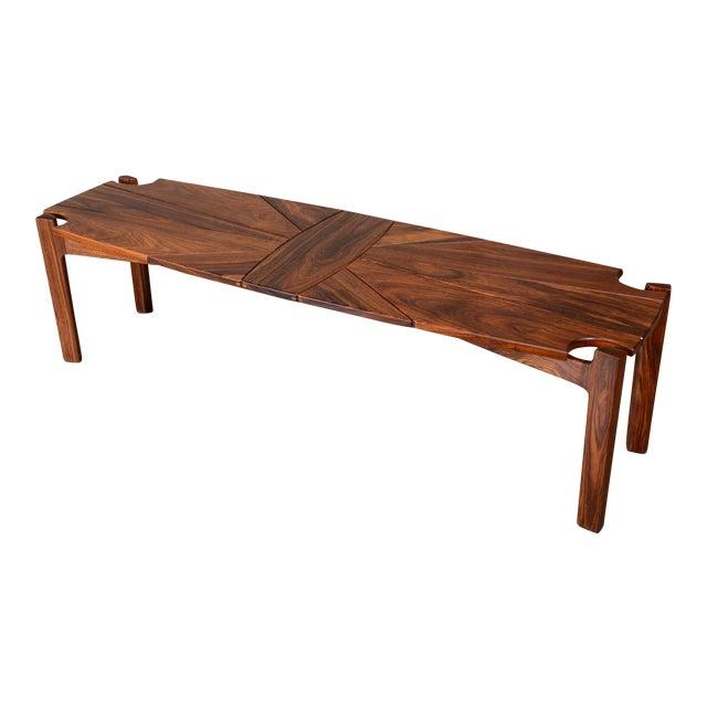 Bud Tullis Studio Craft Coffee Table - Image 1 of 8