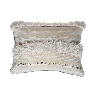 Vintage Moroccan Wedding Handira Pillow