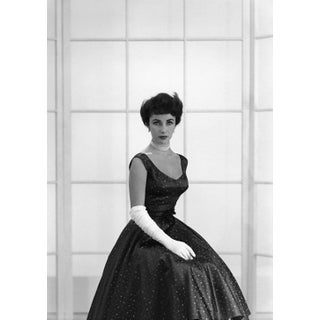 1948 Elizabeth Taylor in Front of Window Photo by John Engstead (11x14 Print) For Sale