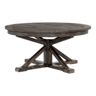 Rustic Erdos + Ko Farm Dining Table For Sale