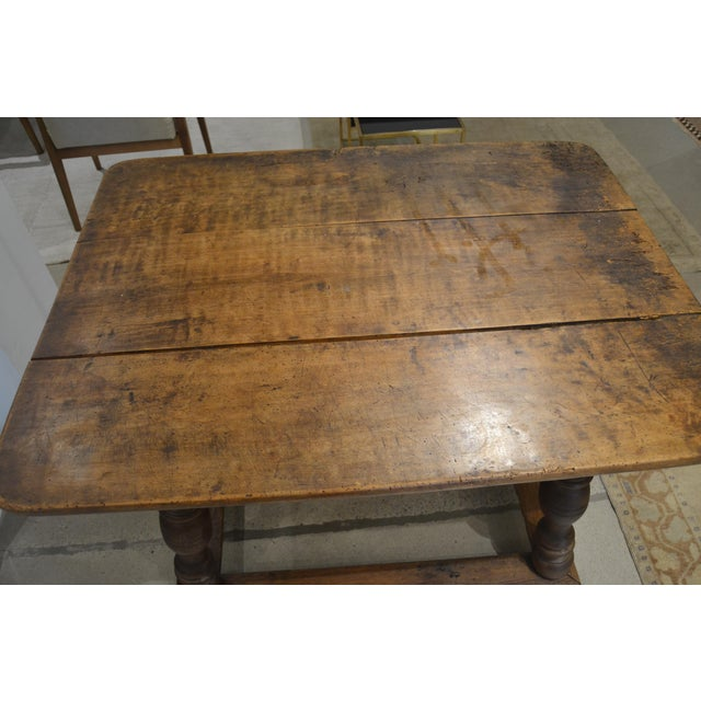 "Antique ""Table D'Echangeur"" For Sale In Nashville - Image 6 of 13"
