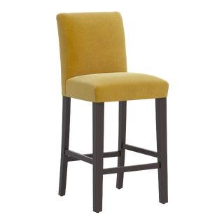 Bar stool in Monaco Citronella For Sale