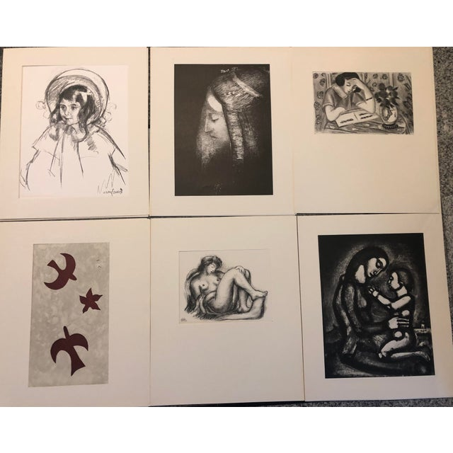 Masterpieces of Graphic Art: A Portfolio For Sale - Image 9 of 10