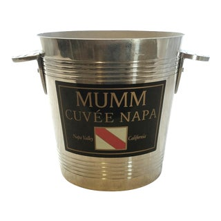 French Faucogney for Napa Valley Sparkling Wine Bucket