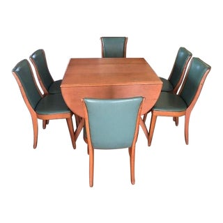 1950s Vintage Heywood-Wakefield Dining Set For Sale
