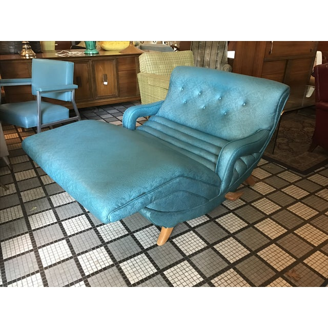 Contour Lounger Chaise Two Seater - Image 2 of 5