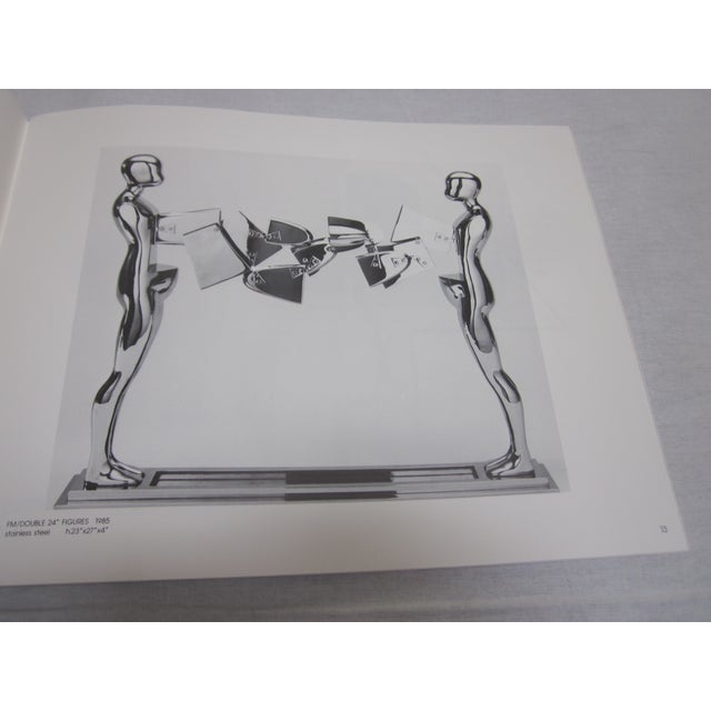 "Ernest Trova ""Falling Man, Poets Pyramids"" Book - Image 3 of 5"