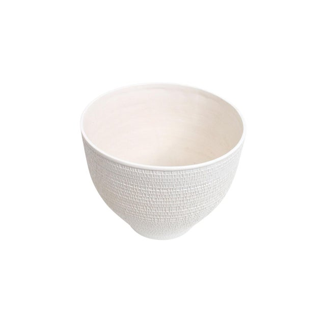 1960s Monumental Ceramic Vessel by David Cressey For Sale - Image 5 of 12