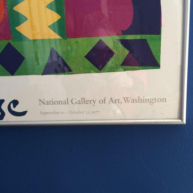 Framed Matisse La Vis, Poster 1977 - Image 4 of 7