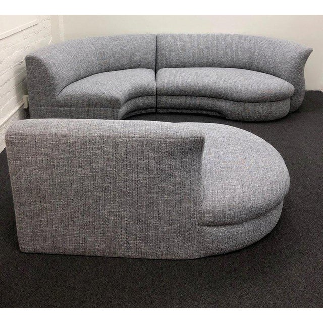 Three-Piece Sectional Sofa For Sale In Palm Springs - Image 6 of 10