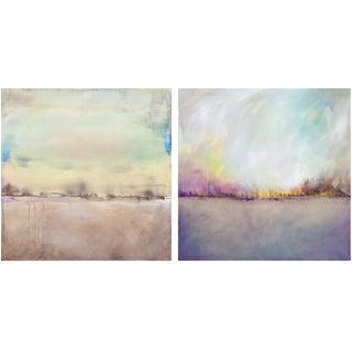Signed Fine Art Prints - A Pair