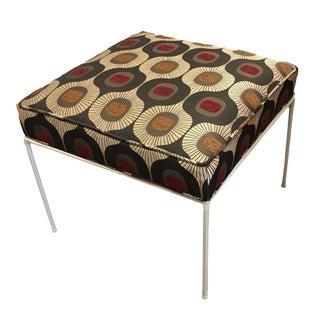 Paul McCobb Mid-Century Modern Bench/ Footstool