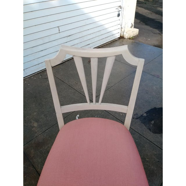 1930s Vintage Paul Frank Dinning Chairs- Set of 4 For Sale - Image 10 of 13