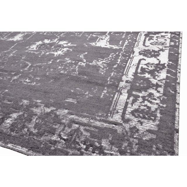 Pasargad Silk & Wool Rug - 4' X 6' - Image 5 of 5