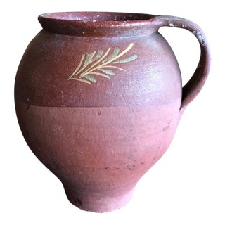 Italian Antique Pot For Sale