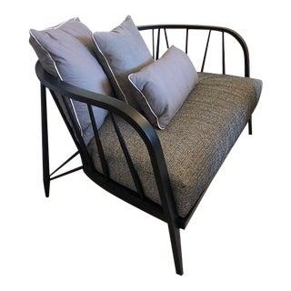 Black Ercol Nest Sofa For Sale
