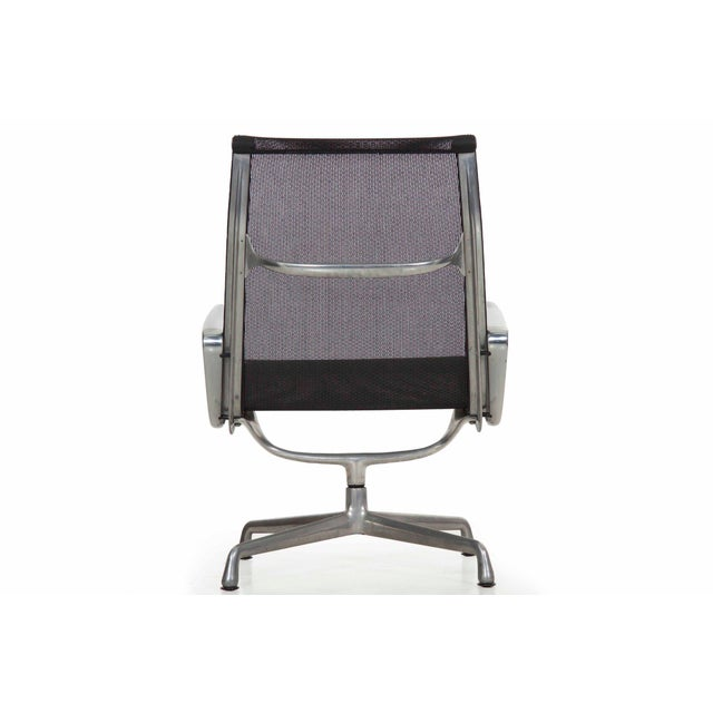 Mid-Century Modern Charles and Ray Eames for Herman Miller Aluminum Group Lounge Chair For Sale - Image 3 of 13