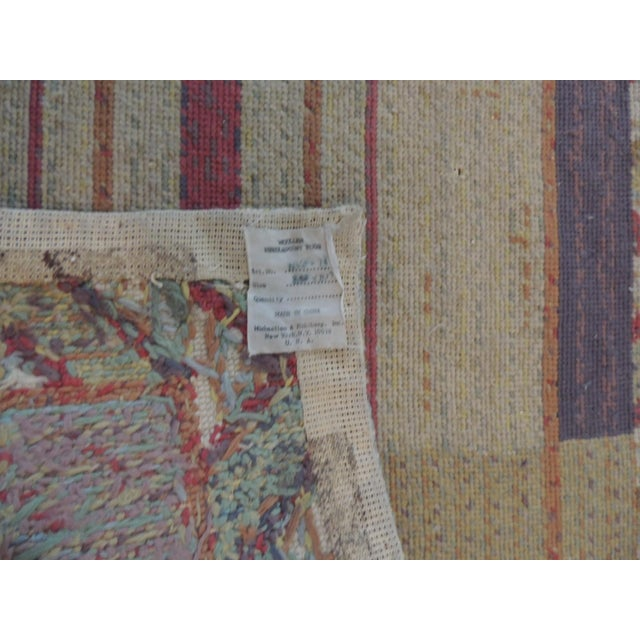 Frank Lloyd Wright Arts & Crafts Inspired Rug - 8′6″ × 11′2″ For Sale In Miami - Image 6 of 8