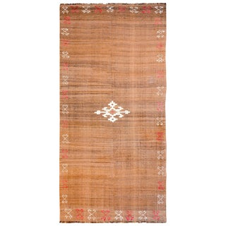 Early 20th Century Shahsavan Kilim Rug For Sale