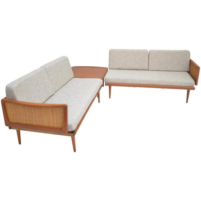 Peter Hvidt & Orla Mølgaard-Nielsen Fd451 Daybed Living Room Set For Sale - Image 13 of 13