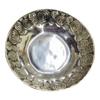 Scottsdale Arizona Holand Boone Pewter Bowl For Sale