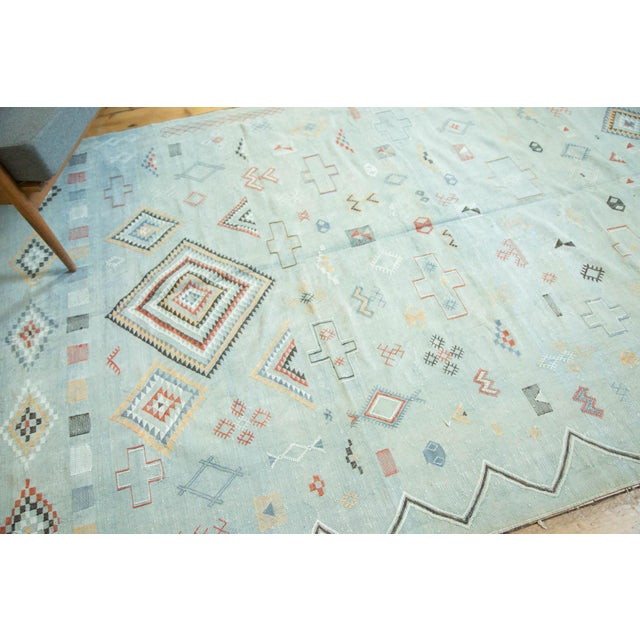 "New Kilim Carpet - 5'10"" x 9'3"" - Image 5 of 10"