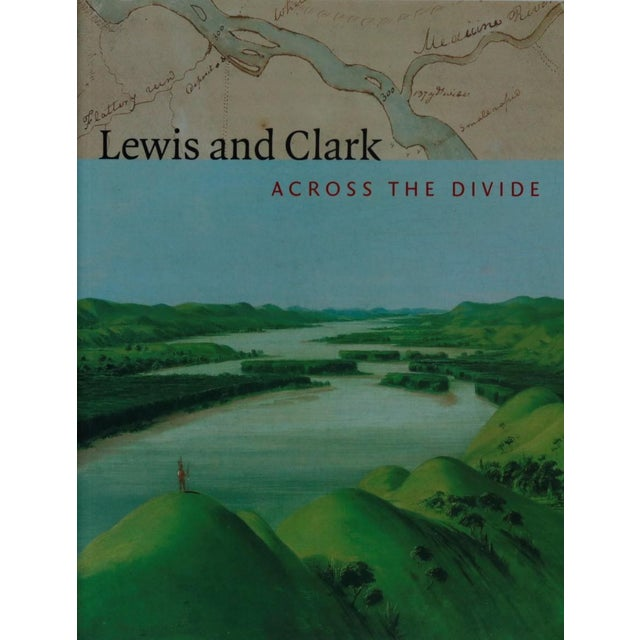 Paper Lewis and Clark, Across the Divide Coffee Table Book For Sale - Image 7 of 7
