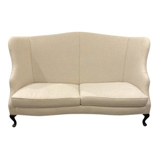 1970s Vintage Back Sofa For Sale
