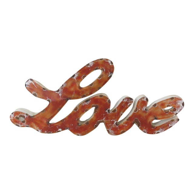 Love Sign - Image 1 of 4