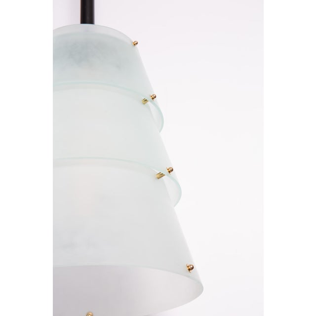 French Modernist Lucite Lanterns- A Pair - Image 8 of 10