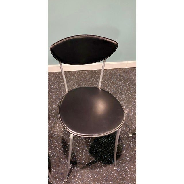 Black Arper Vintage Mid-Century Modern Dining Set For Sale - Image 8 of 13