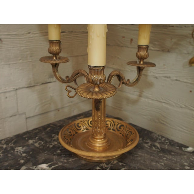 19th Century French Bouillotte Lamp - Image 7 of 8