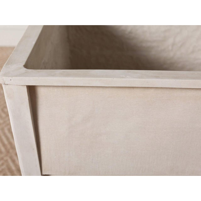 Grand Plank Planter For Sale - Image 4 of 5