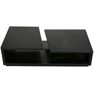 Shift Coffee Table, Metal Preview