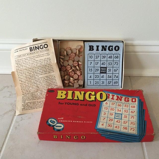 Vintage Bingo Games 81